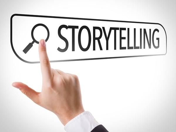 Storytelling in meetings