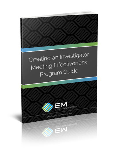 Creating an Investigator Meeting Effectiveness Program Guide