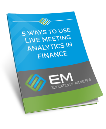 5 Ways to Use Live Meeting Analytics in Finance